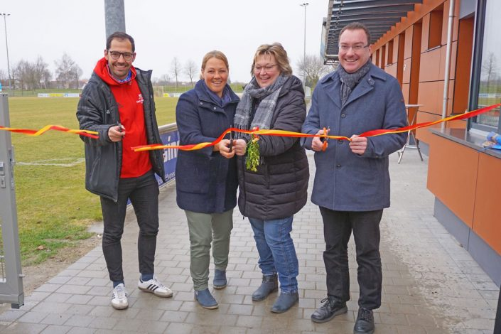 Hallbergmoos-Einweihung-Sportpark