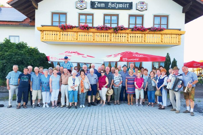 Hallbergmoos-Boarisch-Hasch-Schnupferclub-Ausflug