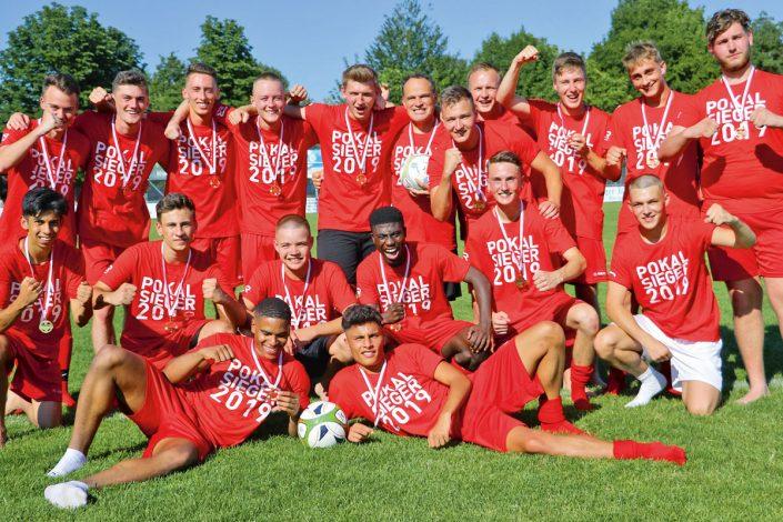 Hallbergmoos-Fussball-A-Jugend-SparkassenCup