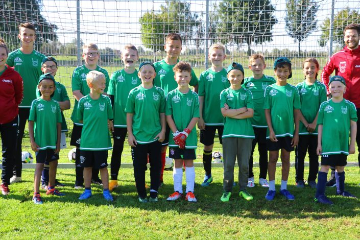 Hallbergmooser_ Fußballcamp